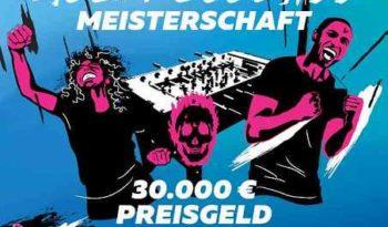 poster deutsche meisterschft p4p